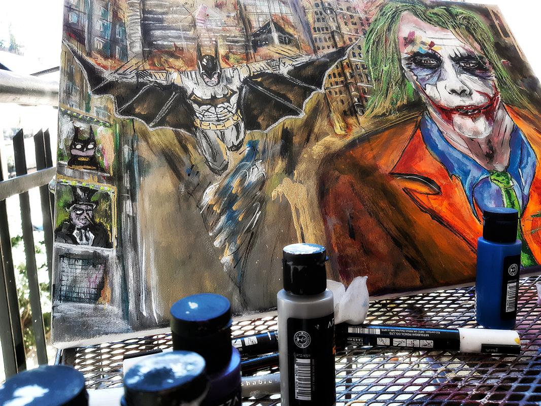 Mauro cervini. Joker