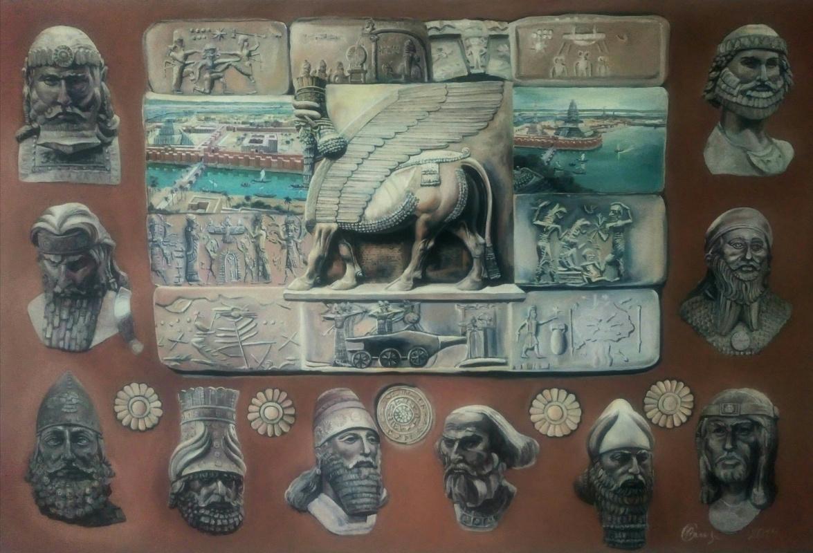 """Ignatiev Viktorovna Ignatiev. """"Kings of Mesopotamia"""""""