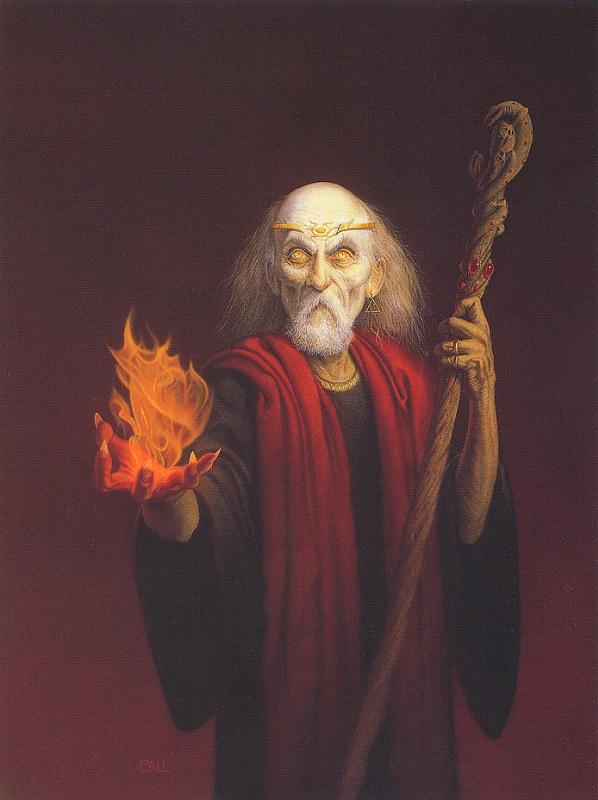 Грег Калл. Огонь