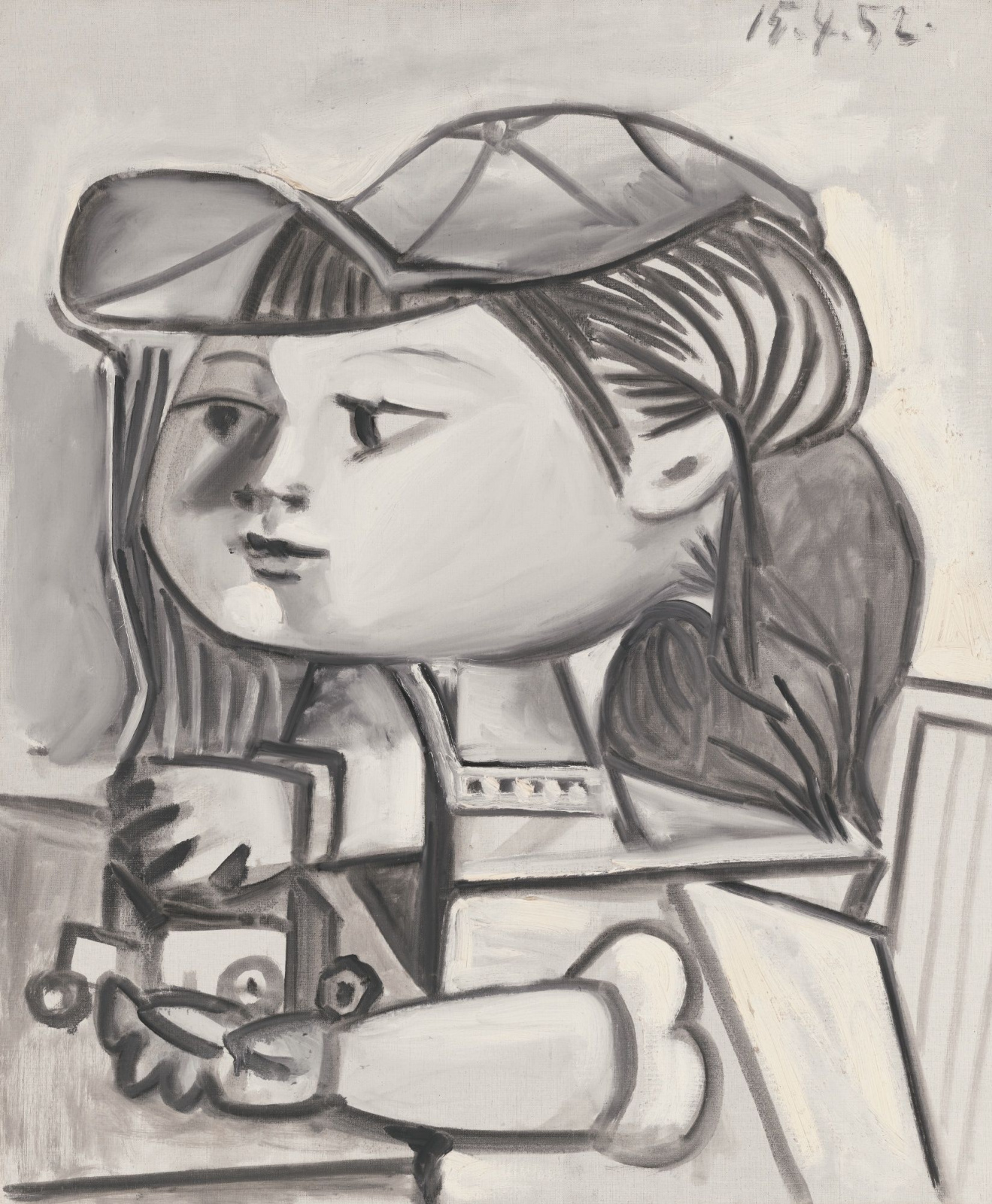 Пабло Пикассо. Палома
