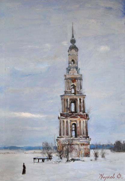 Фёдор Иванович Жуков. Колокольня Счастья