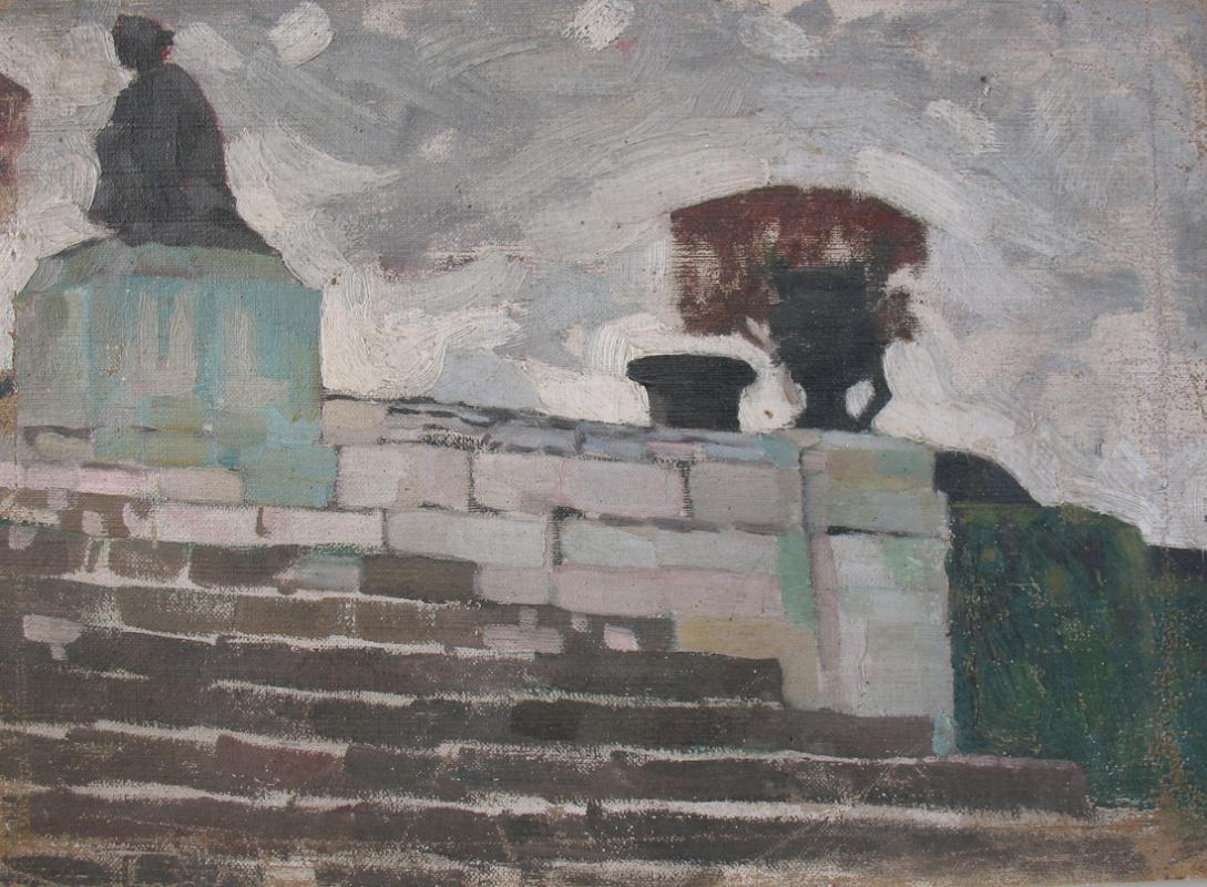 Дамиан Васильевич Шибнев. Versailles