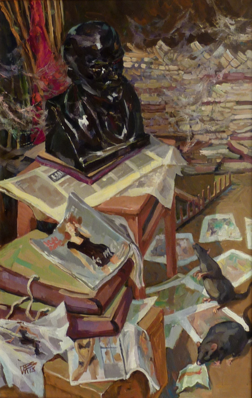 Vladimir Nikitovich Shmuratko. Soviet sphinx