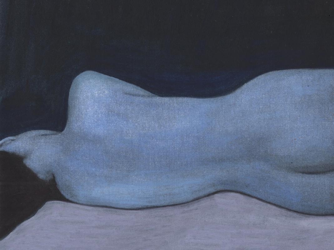 Nickie Zimov. The darkest of nights