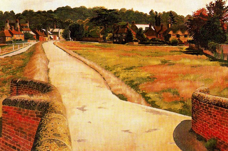 Stanley Spencer. Trail