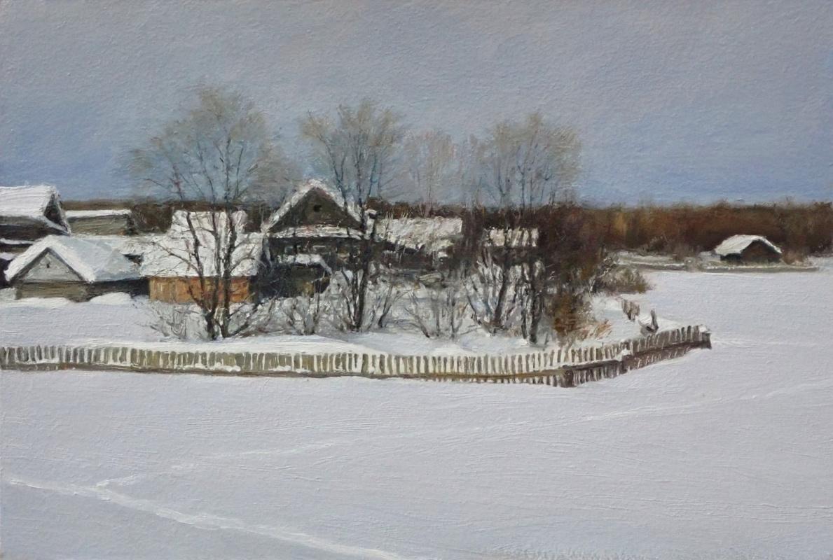 Igor Lemekhov. Village
