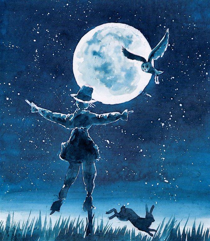 Кен Браун. Полная луна