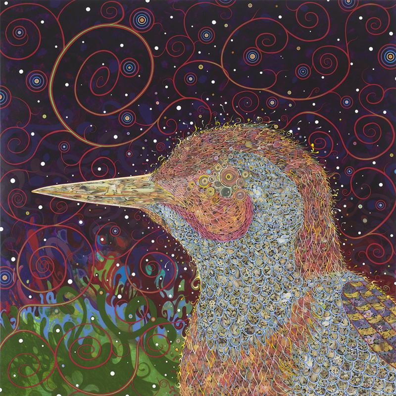Фред Томаселли. Woodpecker