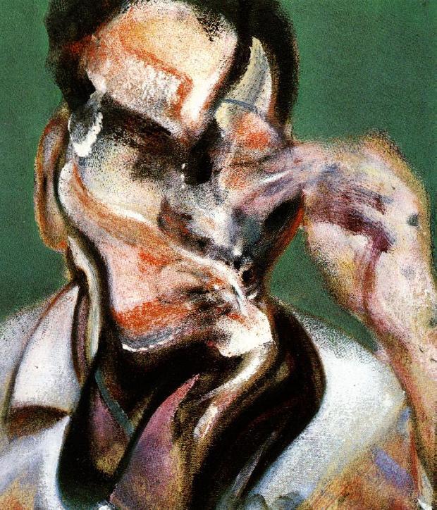Фрэнсис Бэкон. Мужской портрет