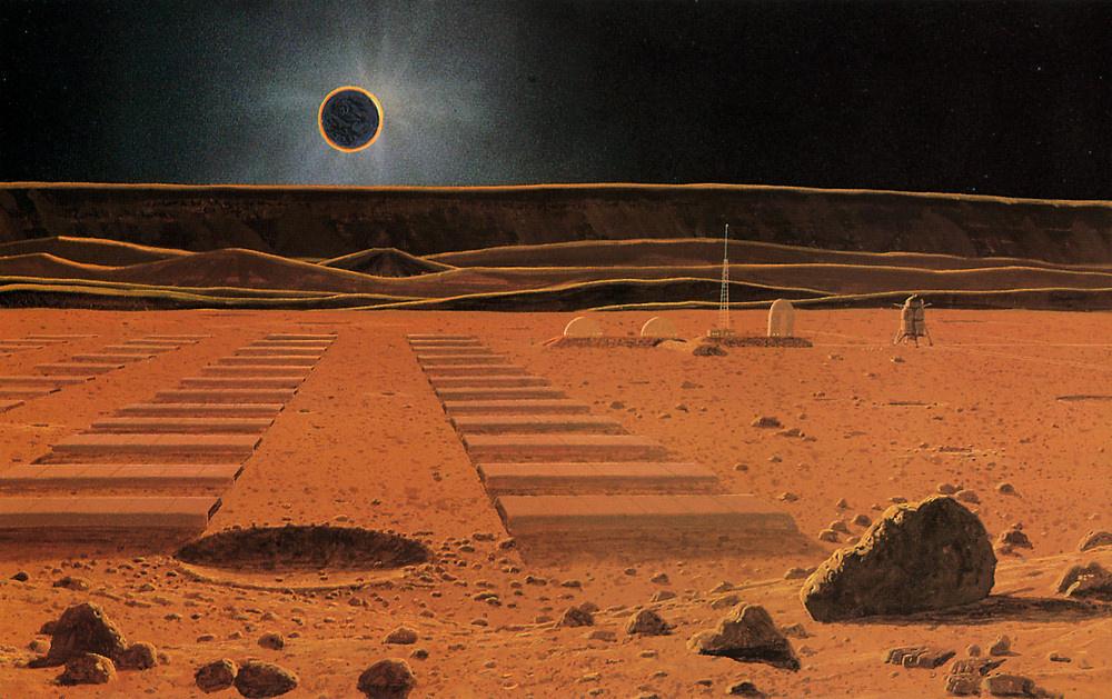 William Hartmann. Eclipse