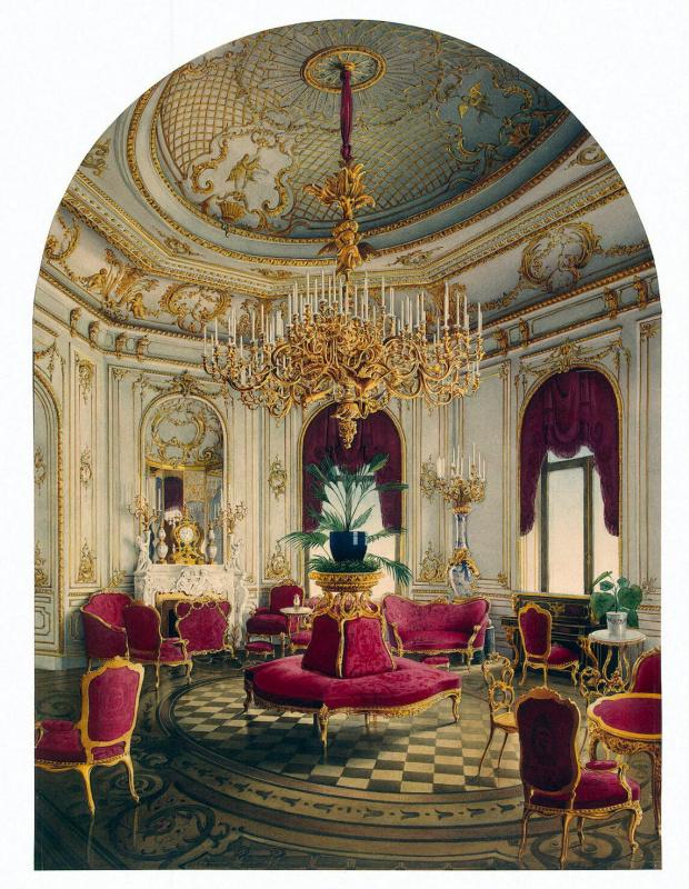 Дворец графа Строганова