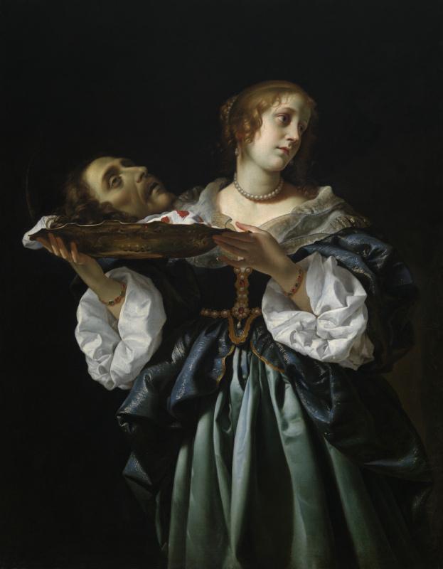 Карло Дольчи. Соломея