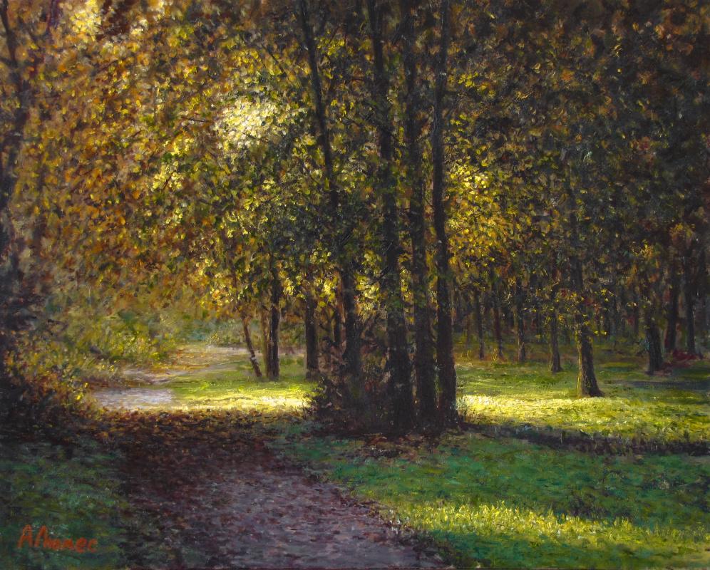 Andrew Lumez. Autumn month