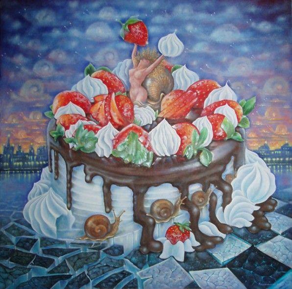 Svetlana Kislyachenko. Birthday