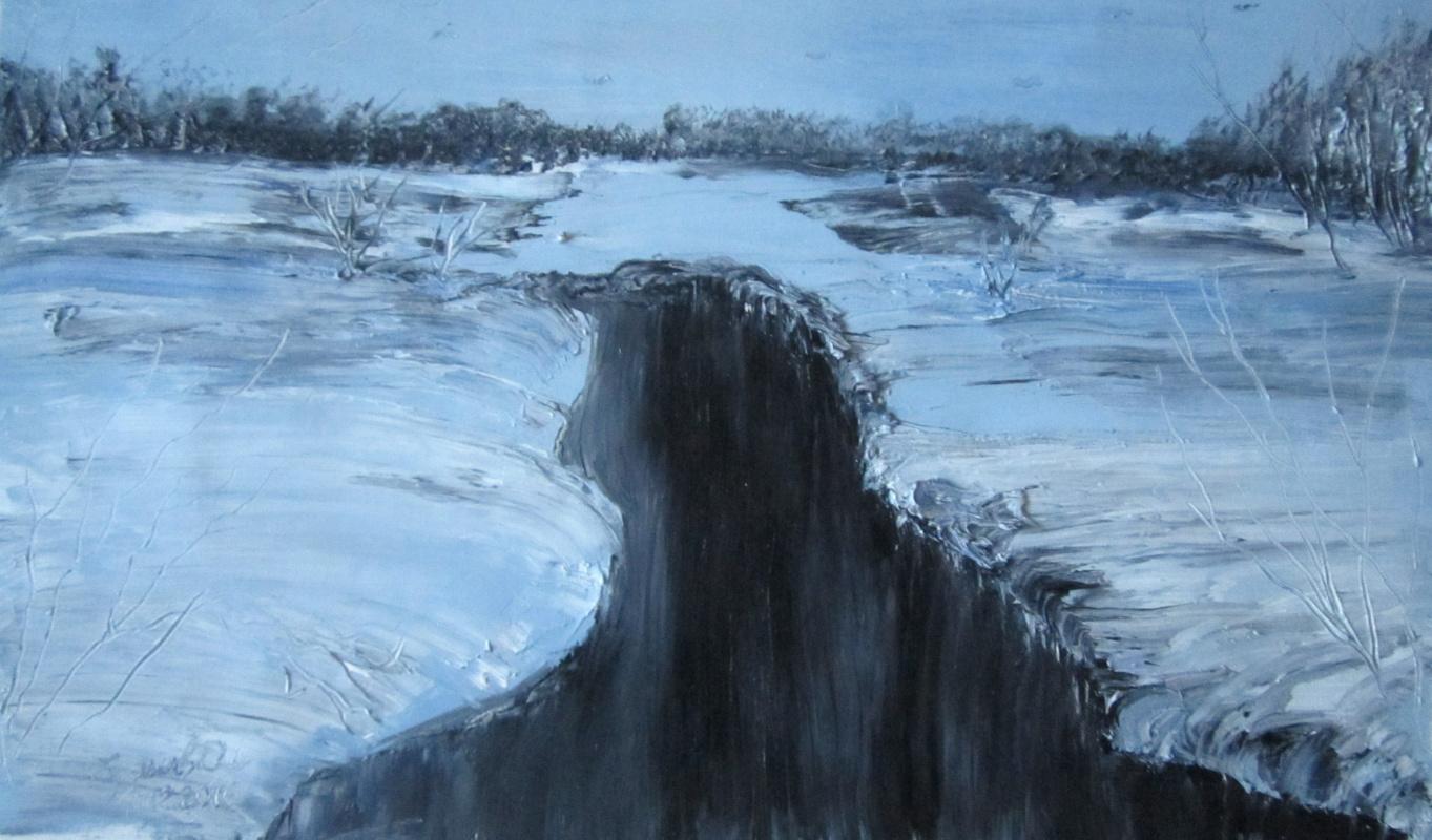 Дмитрий Юрьевич Буянов. Winter motif