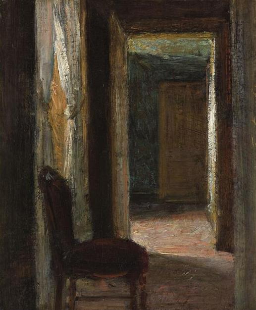 Henri Fantin-Latour. Window seats