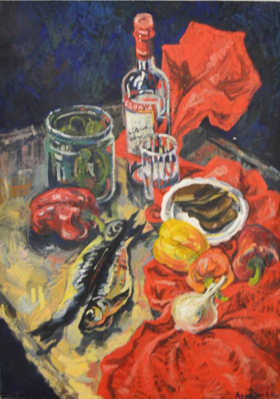 Anastasia Artemova. Feast