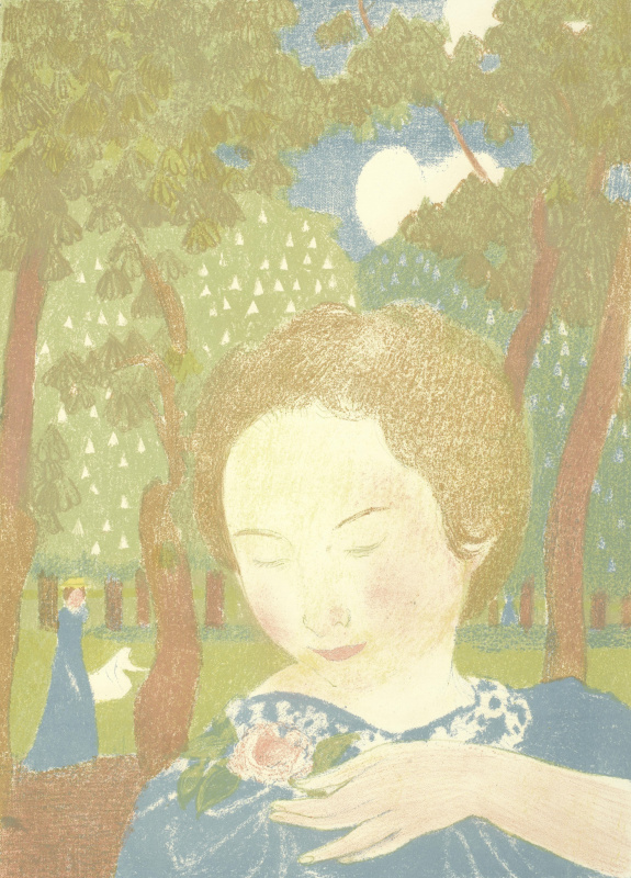 Maurice Denis. It become easy and innocent