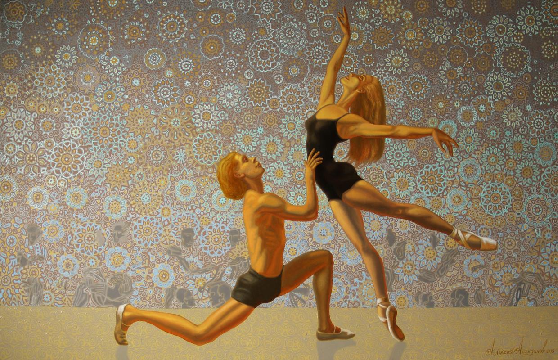Алексей Петрович Акиндинов. High moments. Contemporary ballet