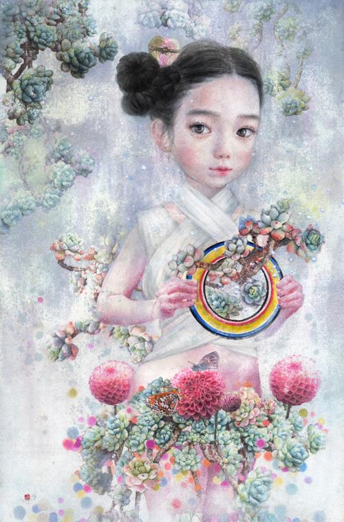 Seungeun S. The God of love 2