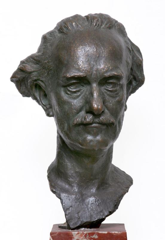 Nikolay Vasilyevich Tomsky. Beck – Hungarian sculptor