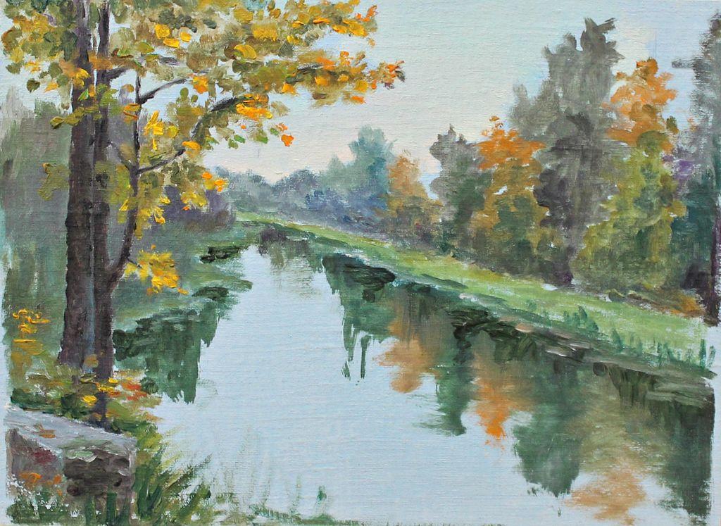 Anatoly Alexandrovich Elansky. Creek