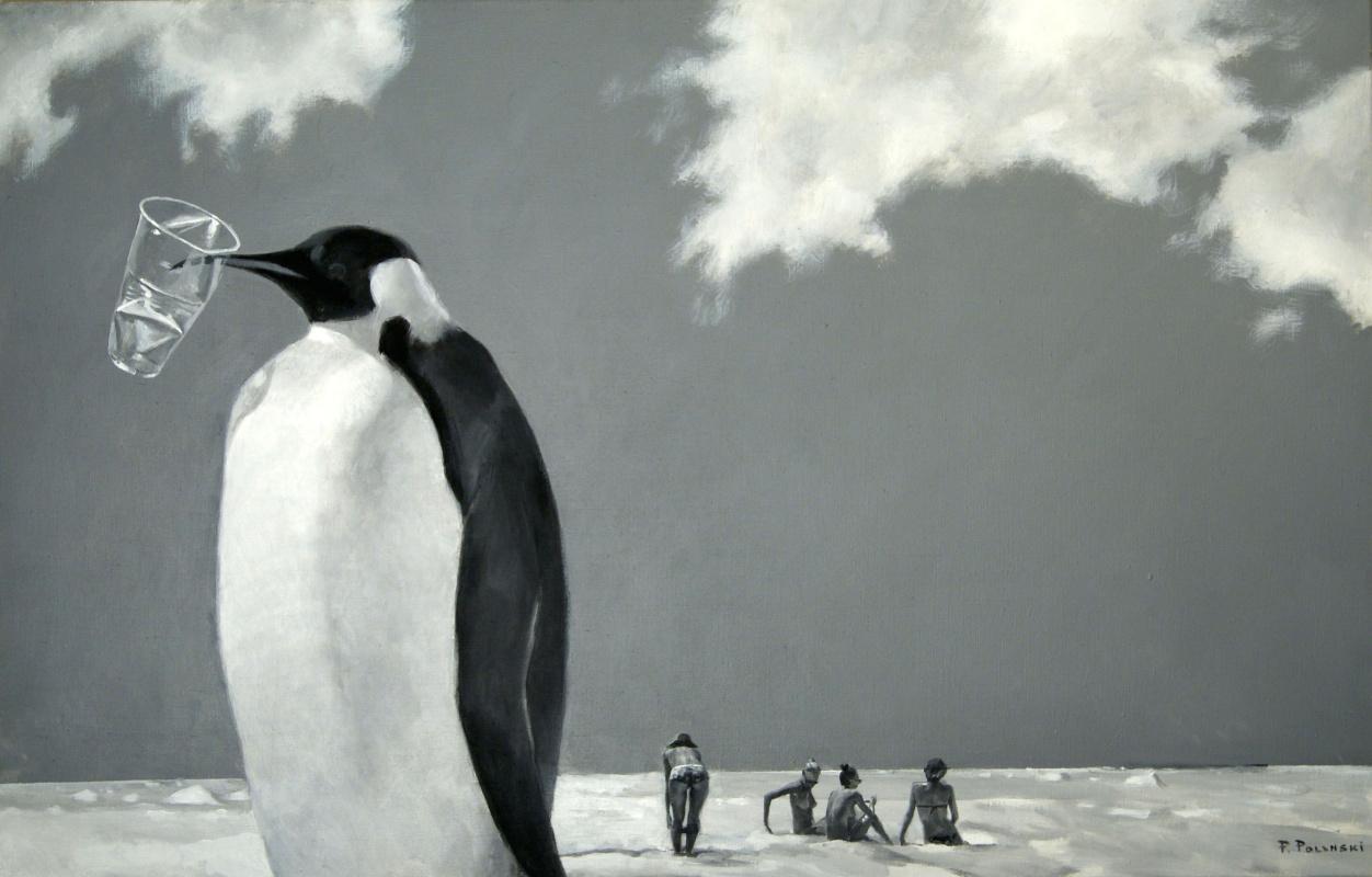 Павел Полянский. Пингвин
