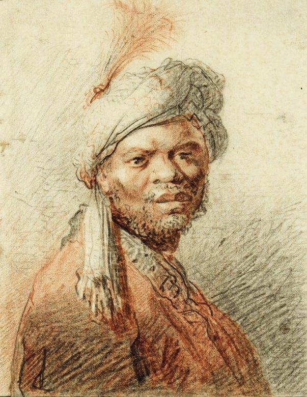 Jan Lievens. Moor in a turban