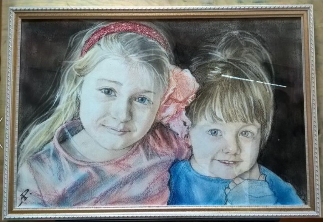 Anatoly Alexandrovich Rybakov. Lina and Milana