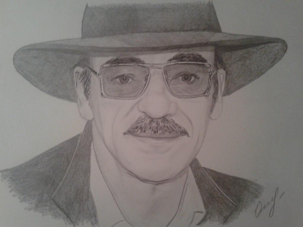 Vladimir Oshmarin. MIKHAIL BOYARSKY