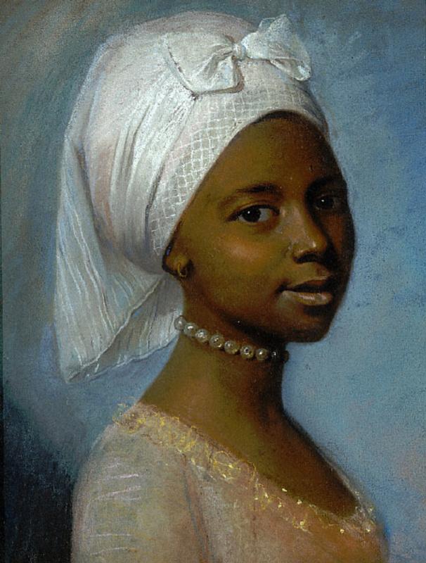 Жан-Этьен Лиотар. Портрет молодой женщины