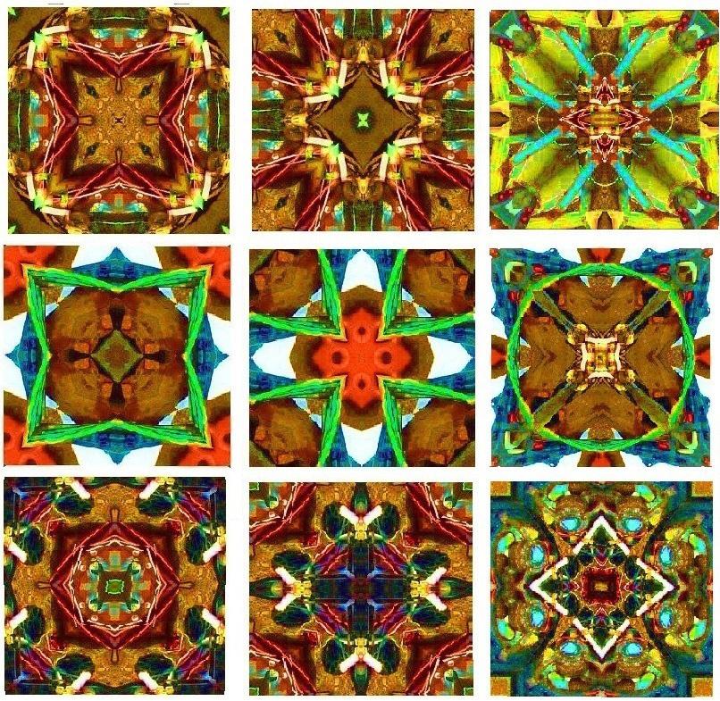 Mark Goldfine. Ornaments