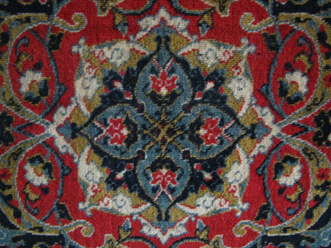"Alexey Grishankov (Alegri). ""Almost a Persian carpet"""