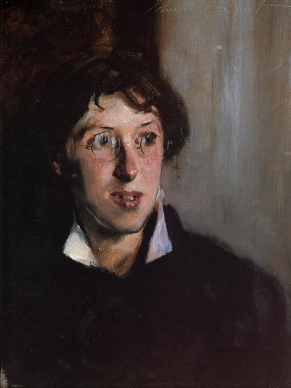 Portrait Of Vernon Lee