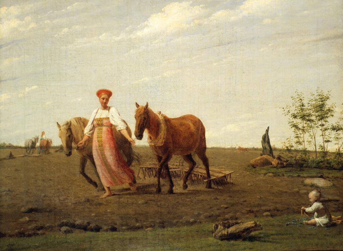 Сельские женщины с большими ореолами — pic 3