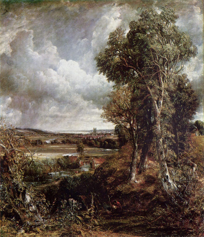 Долина в Дедхеме