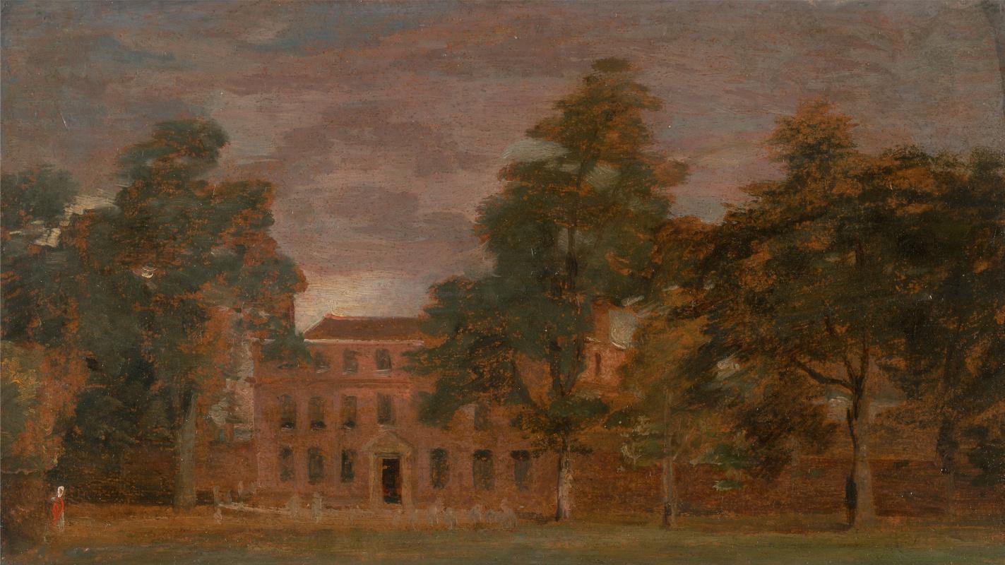 John Constable. West Lodge, East Bergholt