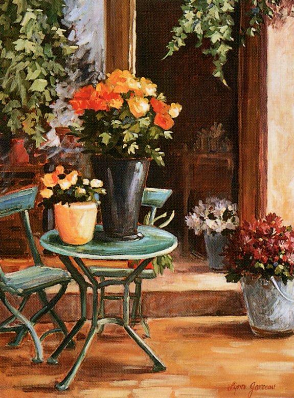 Линн Гаркей. Букеты цветов
