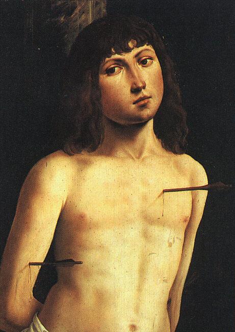 Lorenzo Costa. Arrows