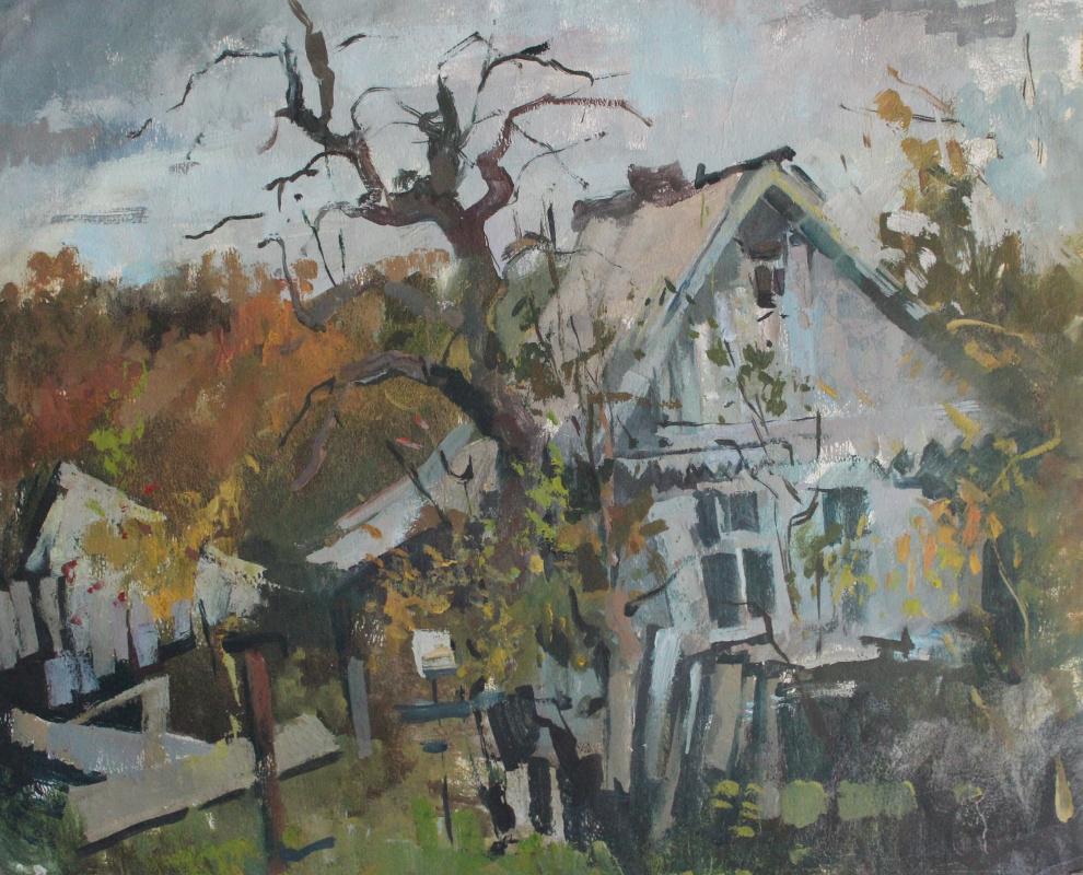 Tatyana Grigoryevna Meshkova. Ruin