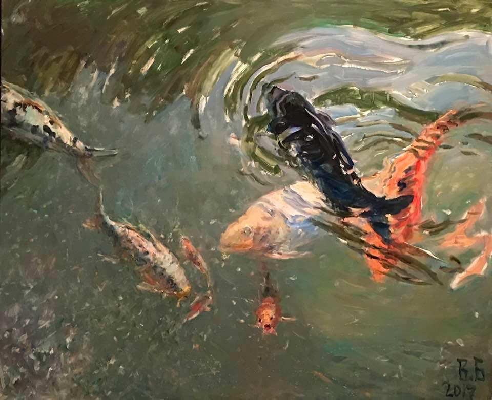 Olga Farbirovich. Fish