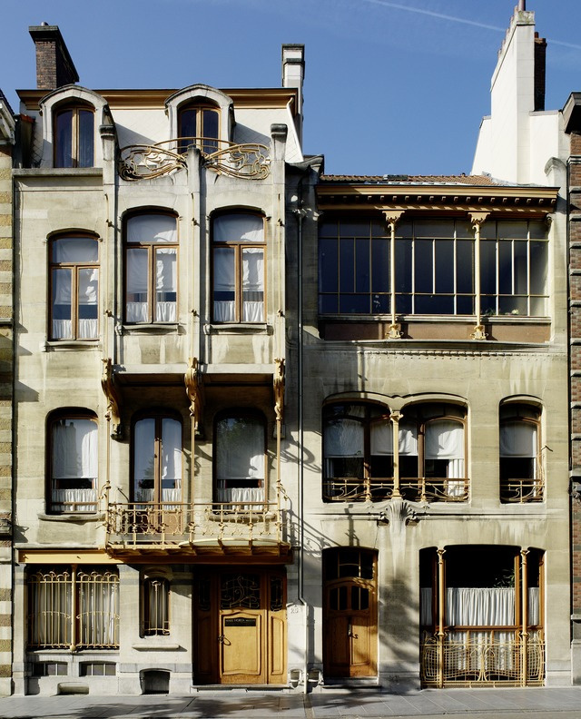 Victor Horta. Horta Museum (Architect's House and Workshop)