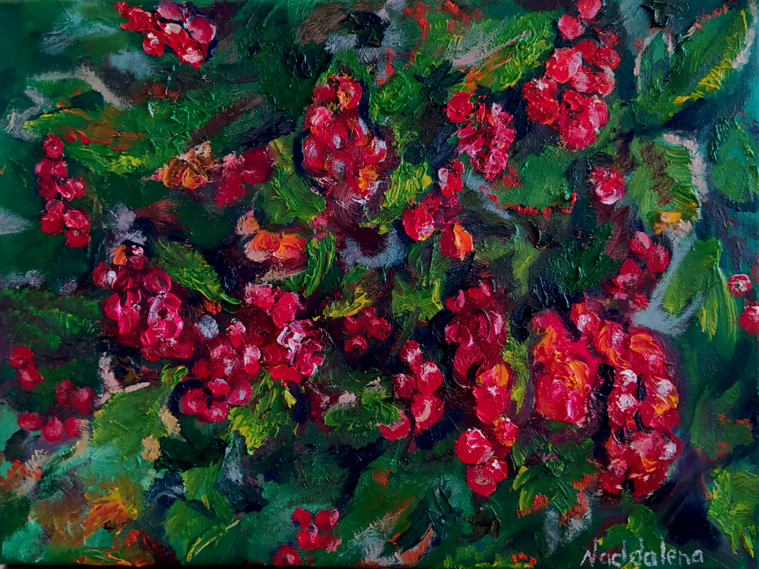Naddalena. Red currant