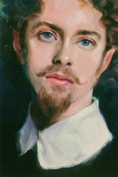 Miles Williams Matis. J. A Self-Portrait. Fragment