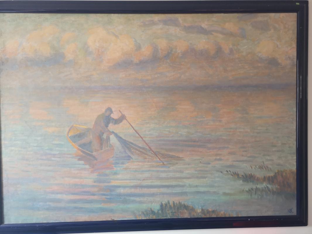 Yuri Mikhailovich Kruglov. Lake
