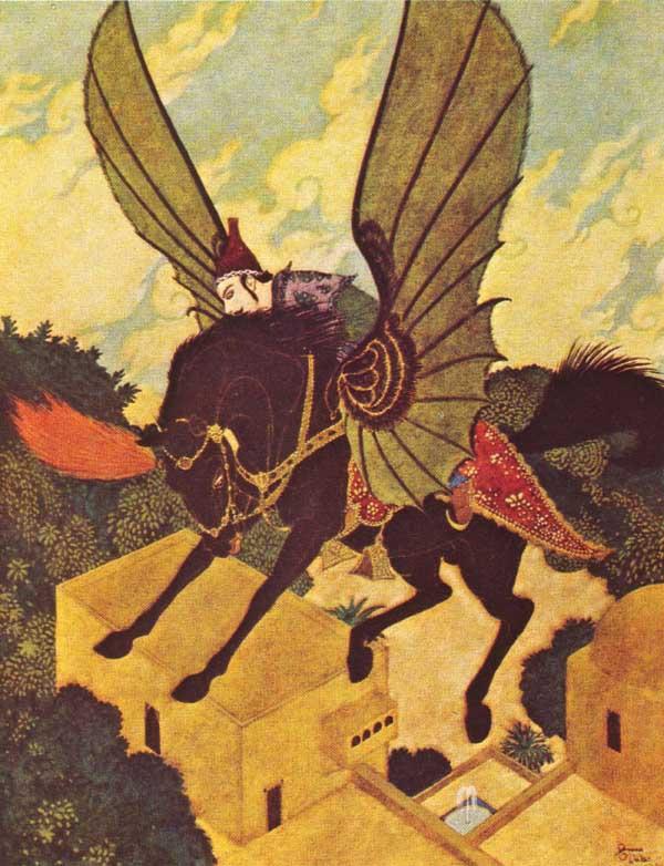 Эдмунд Дюлак. Черные крылья
