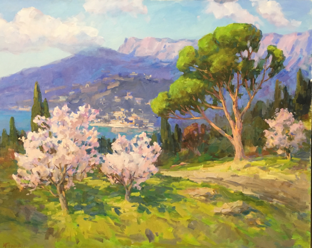 Igor Anatolyevich Gudzikevich. The road to Yalta in the spring