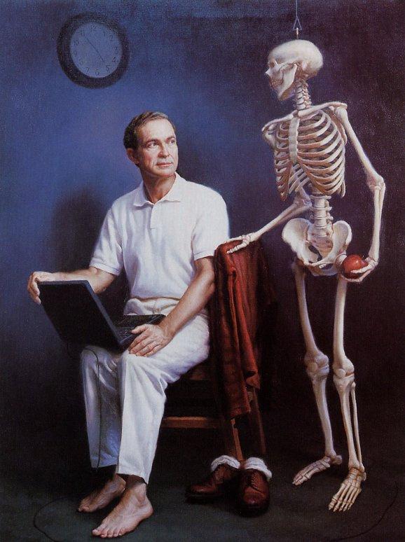 Edgardo Lantine. Dr. James McEwen