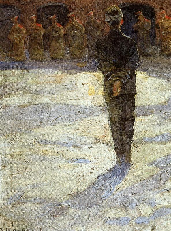 Александр Вахрамеев. Свет и тень