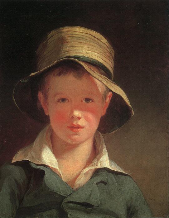 Томас Салли. Шляпа